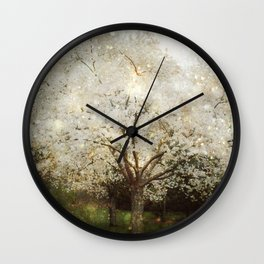 The Ghosts in the Trees Wall Clock