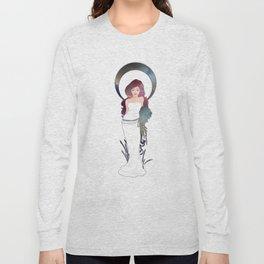 Nebula Fauna: dazed Long Sleeve T-shirt