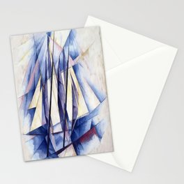 Sail Movements Stationery Cards