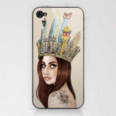 ARTPOP Princess II iPhone & iPod Skin