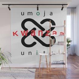 Umoja Kwanzaa Wall Mural