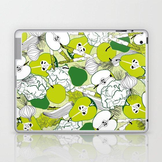 Vegetable pattern Laptop & iPad Skin