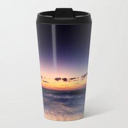 Beach Nightscape Travel Mug