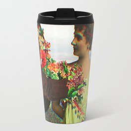 Interdimensional Visitor Travel Mug