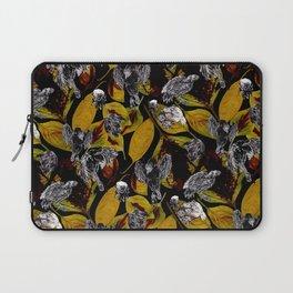 Baba Leaf Pile Laptop Sleeve