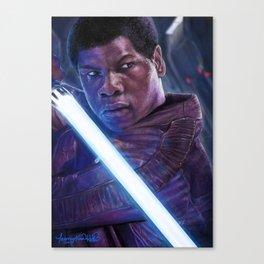Traitor Canvas Print