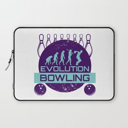 Evolution Bowling | Strike Team League Spare Laptop Sleeve
