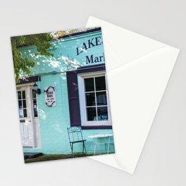Lakeside Market Stationery Cards