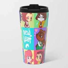 Animal Crossing New Leaf Travel Mug