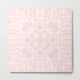 Pastel Chaos 8 Metal Print