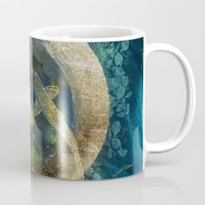 Abundance in blue Mug