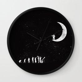 Progress Wall Clock