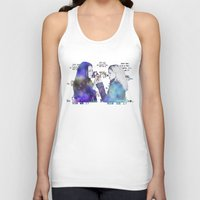 orphan black Tank Tops featuring Orphan Black, Who Am I? by Your Friend Elle