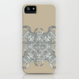 Demon iPhone Case