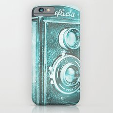 Teal Reflecta iPhone 6s Slim Case