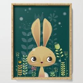 Bunny! Serving Tray