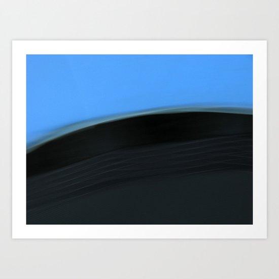 Time & Tide #2 Art Print