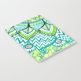 Sharpie Doodle 3 Notebook