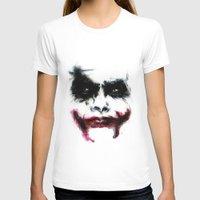 the joker T-shirts featuring Joker by Lyre Aloise