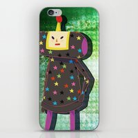 katamari iPhone & iPod Skins featuring Katamari Cousins - Dipp by cakeisforrobots