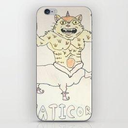 Caticorn iPhone Skin