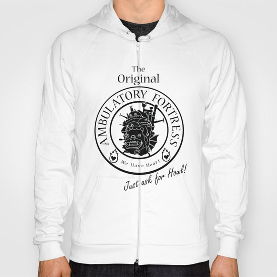 Howl's Moving Castle 2 Hoody