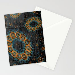 rings of odonata Stationery Cards