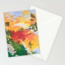 """""""Look Up North"""" - Right Panel Stationery Cards"""