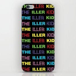The Iller Kid iPhone Skin