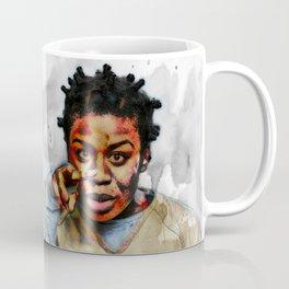 Crazy Eyes Coffee Mug