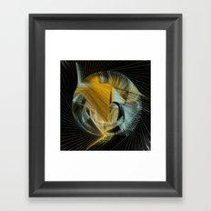 Van Gogh's in Stitches Framed Art Print