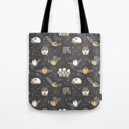 Pipistrelle and Honduran Bats Tote Bag