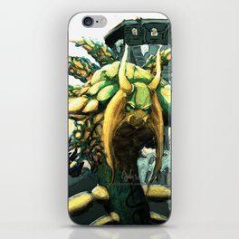MONSTERISM Series - DAIKUK iPhone Skin