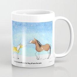 Catching Snowflakes Coffee Mug