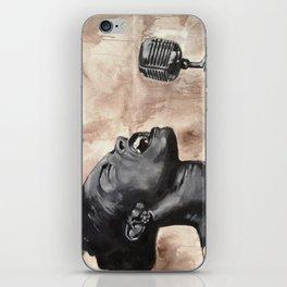 billie iPhone Skin