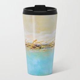 Lemon Sky Travel Mug