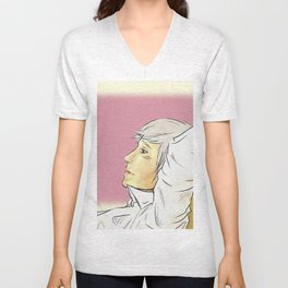 Will's book thief Unisex V-Neck