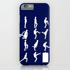 The TARDIS of Silly Walks Slim Case iPhone 6s