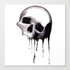 Bones VIII Canvas Print