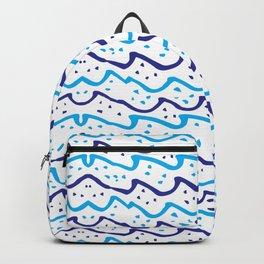 Modern Fashion Pattern Art Design Backpack