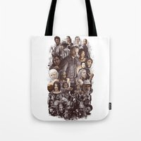 atlanta Tote Bags featuring Atlanta by EPIK