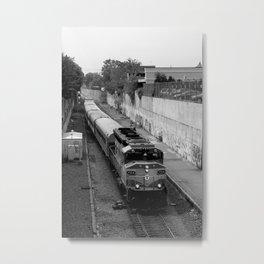 Trainspotting  Metal Print