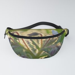 The Beauty of Weeds Fanny Pack