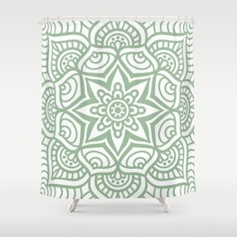 Mandala 23 Shower Curtain