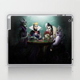 Evil Flush Laptop & iPad Skin