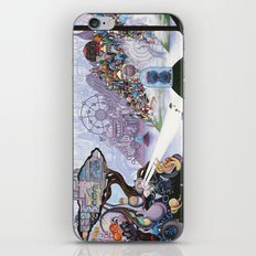 Rites of Passage iPhone Skin