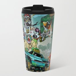 B-Side Low Ride Travel Mug