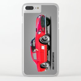 The 250 GT Berlinetta Clear iPhone Case
