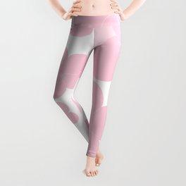 Pink Flower Dream #1 #decor #art #society6 Leggings