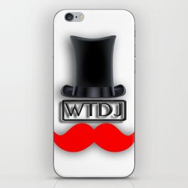 WTDJ  iPhone Skin